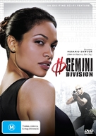 """Gemini Division"" - Australian DVD movie cover (xs thumbnail)"
