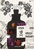Arsenic and Old Lace - German Movie Poster (xs thumbnail)