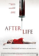 After.Life - Dutch Movie Poster (xs thumbnail)