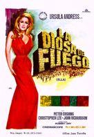 She - Spanish Movie Poster (xs thumbnail)