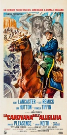 The Hallelujah Trail - Italian Movie Poster (xs thumbnail)