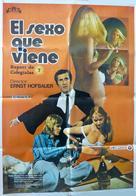 Schulmädchen-Report 7: Doch das Herz muß dabei sein - Spanish Movie Poster (xs thumbnail)