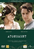 Atonement - Danish DVD movie cover (xs thumbnail)