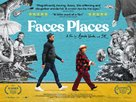 Visages, villages - British Movie Poster (xs thumbnail)