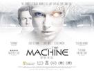 The Machine - British Movie Poster (xs thumbnail)