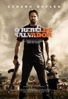 Machine Gun Preacher - Portuguese Movie Poster (xs thumbnail)