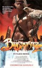 Beastmaster 2: Through the Portal of Time - Finnish VHS movie cover (xs thumbnail)