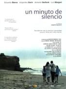 Minuto de silencio, Un - Spanish poster (xs thumbnail)