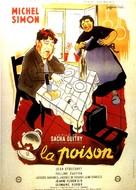 Poison, La - French Movie Poster (xs thumbnail)