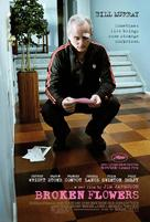 Broken Flowers - Movie Poster (xs thumbnail)