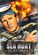 """""""Sea Hunt"""" - DVD cover (xs thumbnail)"""