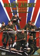 Dad's Army - British DVD cover (xs thumbnail)
