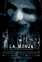 La monja - Mexican Movie Poster (xs thumbnail)