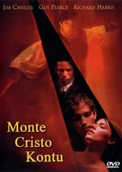 The Count of Monte Cristo - Turkish DVD movie cover (xs thumbnail)