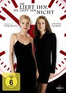 Sliding Doors - German Movie Cover (xs thumbnail)