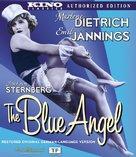Der blaue Engel - Blu-Ray cover (xs thumbnail)
