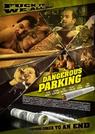 Dangerous Parking - German Movie Poster (xs thumbnail)