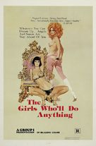 The Girls Who'll Do Anything - Theatrical movie poster (xs thumbnail)