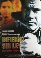 Beretta's Island - Spanish Movie Cover (xs thumbnail)