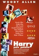 Deconstructing Harry - Finnish DVD movie cover (xs thumbnail)