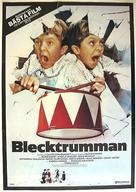 Die Blechtrommel - Swedish Movie Poster (xs thumbnail)