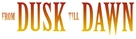 From Dusk Till Dawn - Logo (xs thumbnail)