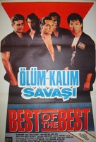Best of the Best - Turkish Movie Poster (xs thumbnail)