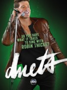 """""""Duets"""" - Movie Poster (xs thumbnail)"""