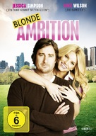 Blonde Ambition - German Movie Cover (xs thumbnail)