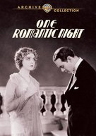 One Romantic Night - Movie Cover (xs thumbnail)