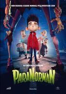 ParaNorman - Italian DVD movie cover (xs thumbnail)