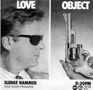 """Sledge Hammer!"" - poster (xs thumbnail)"