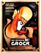 Au revoir M. Grock - French Movie Poster (xs thumbnail)