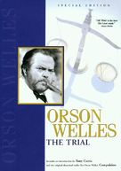 Le procès - DVD cover (xs thumbnail)