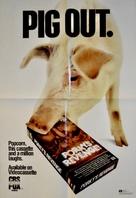 Porky's Revenge - Movie Poster (xs thumbnail)