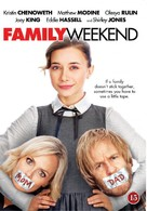 Family Weekend - Danish DVD cover (xs thumbnail)