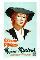 Mrs. Miniver - French Movie Poster (xs thumbnail)