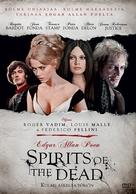 Histoires extraordinaires - Finnish DVD movie cover (xs thumbnail)