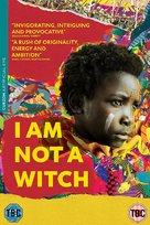 I Am Not a Witch - British DVD movie cover (xs thumbnail)