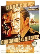 The Court-Martial of Billy Mitchell - French Movie Poster (xs thumbnail)
