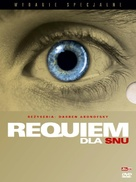 Requiem for a Dream - Polish Movie Cover (xs thumbnail)