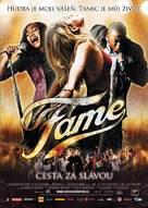 Fame - Czech Movie Poster (xs thumbnail)