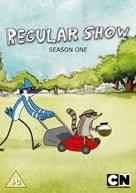 """Regular Show"" - British DVD movie cover (xs thumbnail)"