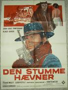 Il grande silenzio - Danish Movie Poster (xs thumbnail)