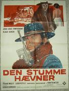Il grande silenzio - Danish Movie Poster (xs thumbnail)