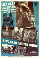 The Hunchback of Notre Dame - Swedish Movie Poster (xs thumbnail)