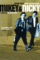 Mikey and Nicky - DVD movie cover (xs thumbnail)