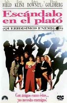 Soapdish - Spanish VHS movie cover (xs thumbnail)