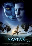 Avatar - Italian Movie Poster (xs thumbnail)