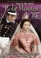 Lola Montès - Movie Cover (xs thumbnail)